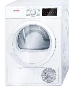 Model WTG86400UC – Bosch 24″ Compact Condensation Dryer
