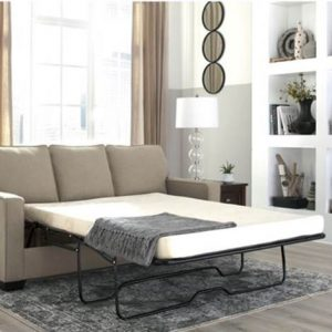 Zeb Full Sofa Sleeper (Quartz)