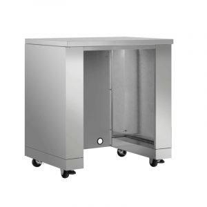 THOR Outdoor Kitchen Refrigerator Cabinet in Stainless Steel.MK02SS304