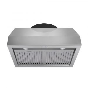 THOR 30 Inch Professional Range Hood, 16.5 Inches Tall in Stainless Steel.HRH3005