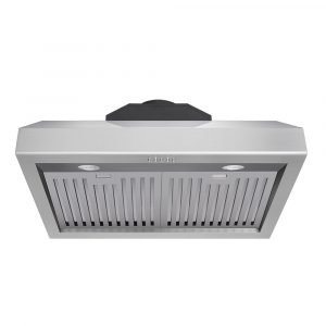 THOR 30 Inch Professional Range Hood, 11 Inches Tall in Stainless Steel. TRH3006