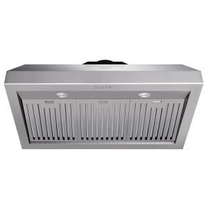 THOR 36 Inch Professional Range Hood, 11 Inches Tall in Stainless Steel.TRH3606