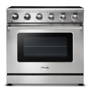 THOR 36 Inch Professional Electric Range. HRE3601